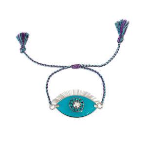 pulseira olho 300x300 - Pulseira Eyes Azul