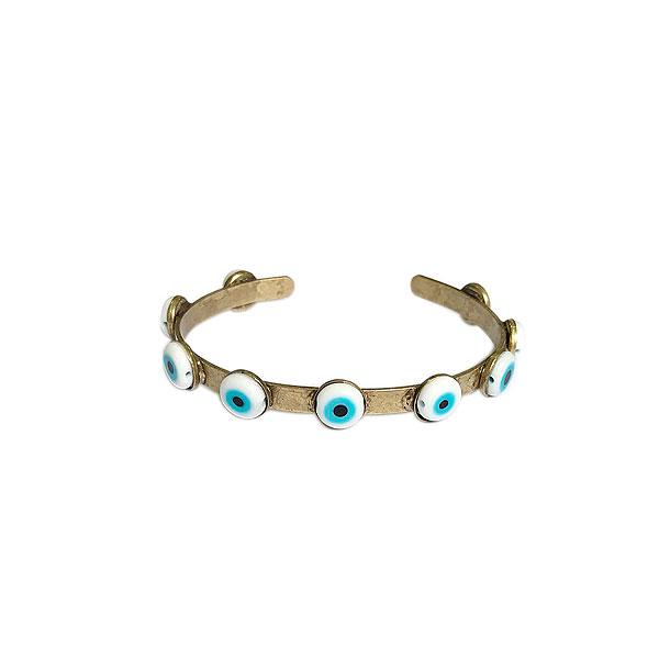 bracelete olho grego - Bracelete Olho Grego