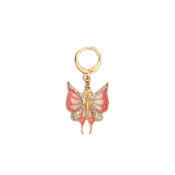 pingente borboleta zircônia - Pingente Borboleta Zircônias