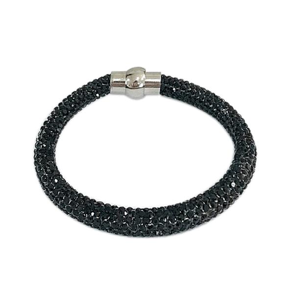 pulseira glow preta - Conjunto Pulseiras Black